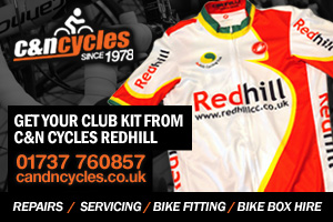 Redhill CC Kit available at C&N Cycles, Redhill