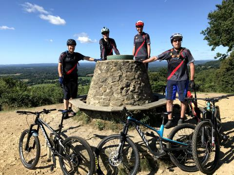 MTB mountain biking is key to our club's appeal